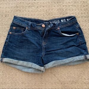 Cotton On Jean Shorts